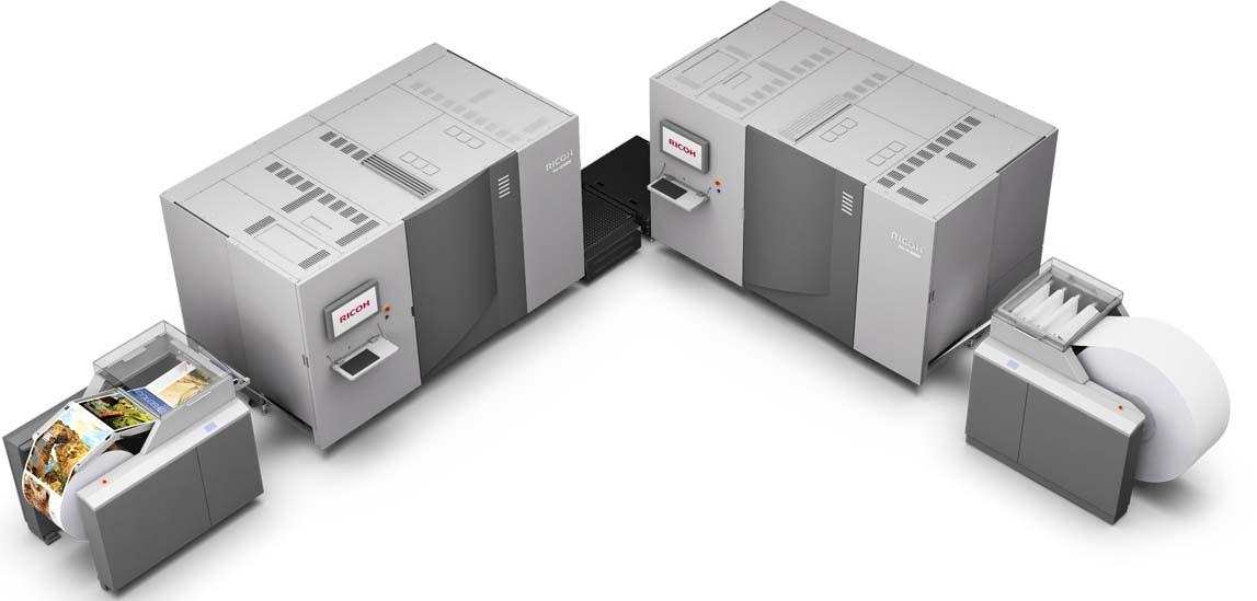 Ricoh VC 40000 Press